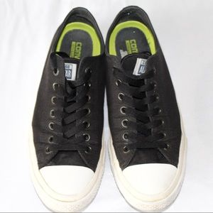 Chuck Taylor converse black and white shoes